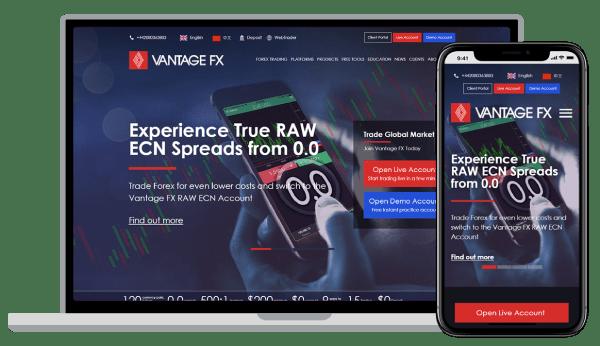 vantagefx-web